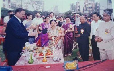 Matoshree Kamalbai Vispute Mahila Vasatigruh 20th Vardhapan Din
